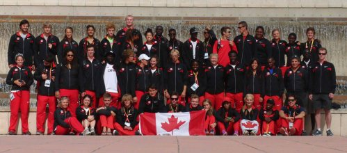 Canadian World Junior Team